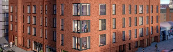 Affordable Living Scheme, Dean + Wilder, Dean Street, Bristol