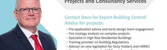 Welcome new Director of Specialist Projects and Consultancy Services
