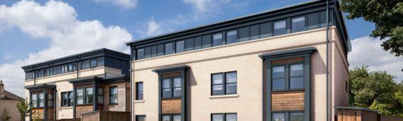 Student Accommodation Block in Bath