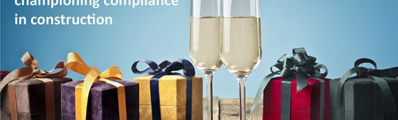 Raise a virtual toast to us to celebrate seven successful years in business