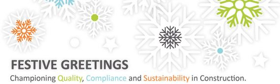 Merry Christmas and Happy New Year from everyone at Cook Brown Building Control