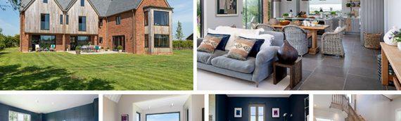 Stratford Paddock's Trio of Luxury Homes